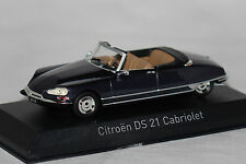 Citroen DS21 Cabrio 1965 blau 1:43 Norev  neu & OVP 157054