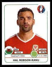 Panini Euro 2016 Hal Robson-Kanu Wales No. 200