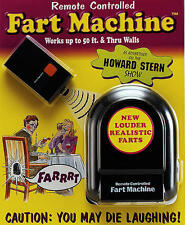 Deluxe Fart Machine Novelty Practical Joke