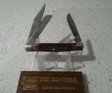 Ambidextrous Sheepsfoot Original Collectable Folding Knives