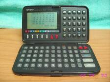 Agenda electronica CASIO DIGITAL DIARY SF-4100 retro pocket computer vintage.