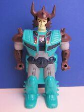 rare G1 transformer STARSCREAM PRETENDERS ACTION FIGURE original 1989 75i