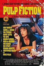 PULP FICTION (1994) ORIGINAL MOVIE POSTER  -  ROLLED