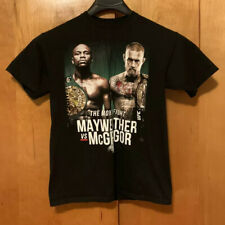 The Money Fight Mayweather vs McGregor M Black Men's T Shirt