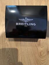 Genuine Breitling Bakelite Watch Presentation Box
