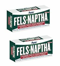 Dial Corp. 04303 Fels-Naptha Laundry Bar Soap (Pack of 2)