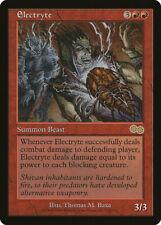 Magic MTG Tradingcard Urza's Saga 1998 Electryte 183/350