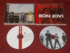 Have a Nice Day & Self Titled Promo by Bon Jovi (CD, Sep-2005, Island (Label))