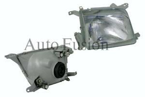 Right Side Headlight  For Toyota Prado ZJ95 (1996-1999)
