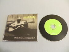 PAUL KELLY Somewhere In The City promo CD single ...Nothing But a Dream