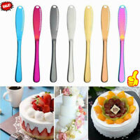 Butter Cutter  Multi-function Stainless Steel Butter Curler&Spreader KichenTool