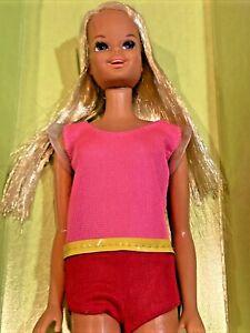 Vintage MALIBU Francie No 1068 Mattel Made In Korea 1975 NIB 🌴