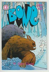 Bone (1994) #2 3rd Print - 1st Thorn Harvesatar - Cartoon Books