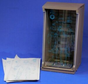 HOT TOYS HALL OF ARMOR IRON MAN 1:6 SCALE DISPLAY CASE