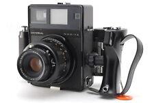 Mamiya Universal Press Black Sekor P 127mm f/4.7 Lens 6x9 Film Back From Japan