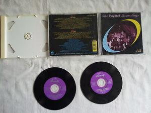 "Louis Prima Band ""CAPITOL recordings. Vol. 1,2,3,4"" 4CD BEAR FAMILY"