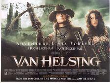 Van Helsing Hugh Jackman Kate Beckinsale Film Mini Poster