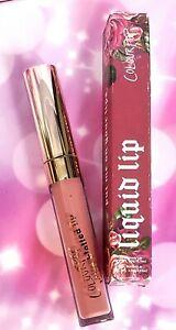 NEW IN BOX ColourPop Ultra Blotted Lip Liquid lipstick Zuma