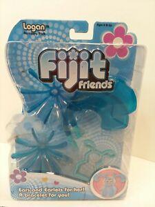 New Fijit Friends  Accessory Pack (2011) [Logan] Mattel Girl Tech  NIP