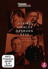 Göring - Himmler - Bormann - Hess - Dokumentation DVD