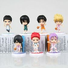 Kuroko No Basuke Set of 7pcs PVC Figure Toy Anime Collection Figures No Box