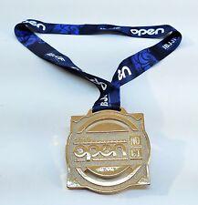 2015 Dallas TX Open IBJJF Jiu-Jitsu Championship GOLD MEDAL Trophy NO GI Award