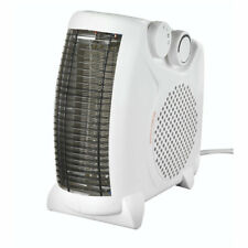 TheBigShip® 2KW 2000W Fan Heater with 2 Heat Settings and Cool Blow