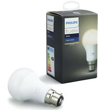 New Philips - HUEWHTBULB-B22 - Hue White - Single Bulb B22