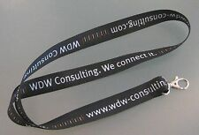 WDW Consulting Group Schlüsselband Lanyard NEU (Z43)
