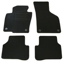 OVALE HALTER $$$ Original Lengenfelder Fußmatten passend für VW Passat B6 B7 3C