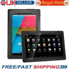 "Doble Cámara 7"" Android 4.4 cuatro núcleos Kids Tablet 8GB WIFI HD Touch pantalla PC Unido"