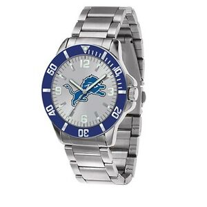 NFL Detroit Lions Sparo Key Mens Watch Style# XWM2404  $76.90