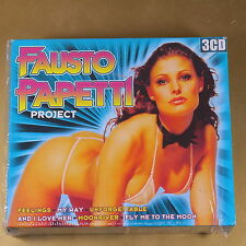 [AT-111] CD -  FAUSTO PAPETTI PROJECT - 3CD - 2005 MCPS - OTTIMO