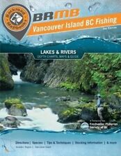 Vancouver Island BC Fishing Mapbook: Region 1: Vancouver Island by Freshwater...