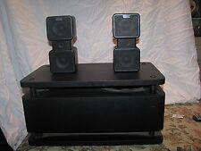 ALTEC LANSING Subwoofer Speaker System 3 (2-Way Mini Tower) 160 watts