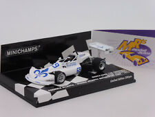 "Minichamps 417762169 # March FORD 76B Cosworth "" G. Villeneuve "" 1976 1:43 NEU"