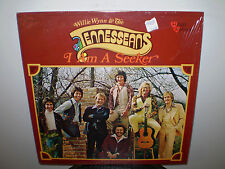 "WILLIE WYNN & THE TENNESSEANS...""I AM A SEEKER""......HTF OOP GOSPEL ALBUM"