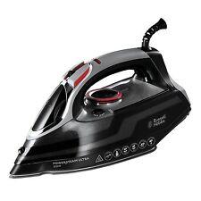 RUSSELL HOBBS 20630 POWERSTEAM ULTRA IRON, 3100 W, BLACK, **BRAND NEW**