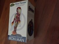 Avengers 4: Endgame - Iron Man Head Knocker-NEC61790-NECA