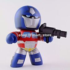 "Q Transformers Mighty Muggs G1 Optimus Prime 6"" Action Figure"