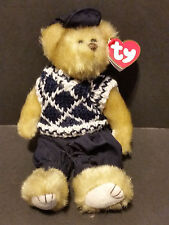 "1993 Ty Plush 8"" Mulligan Bear"