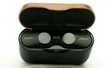 SONY WF1000XM3 True Wireless Replacement Earbuds Right Left Charging Case Black