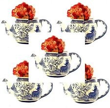 Anne Geddes Baby Scrapbook Stickers Tea POT Roses 5 Sheets!