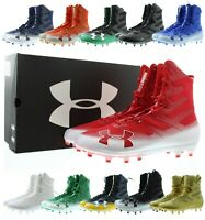 Under Armour Football Cleats Highlight MC Men's Athletic Cleat, 3000177