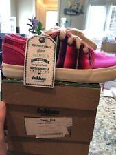 Inkkas Slant Low Top Candy Pink Unisex Shoes Women Size 7 Men 5 New In Box