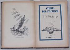 HENRICK WILLEM VAN LOON STORIA DEL PACIFICO POLINESIA ROGGEVEEN CANALE DI PANAMA