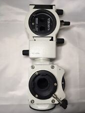 Leica Wild Surgical Microscope Parts 445319 With 319449 Vis 50 Beam Splitter