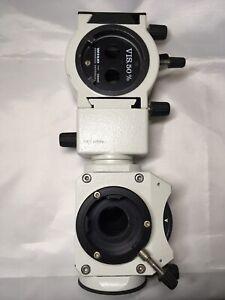 Leica WILD Surgical Microscope parts  445319 W/ 319449 VIS. 50% Beam Splitter