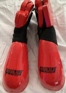 ProForce Lightning Sparring Shoes Footgear Red Mens Size 13-14