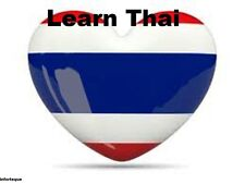 Learn Thai-100 Lessons Audio Book MP3 CD-iPod Friendly